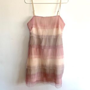 Tiered Tulle Dress, Storia. Size S